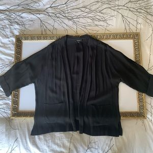 Aritzia Babaton drapy blazer